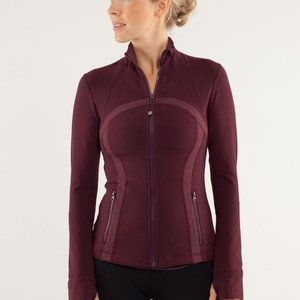 Lululemon Define Jacket Bordeaux Drama